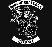 SONS OF GRAYSKULL!! (BLACK) T-Shirt