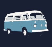 Bay Window Campervan Basic Colours (see description) Kids Clothes
