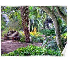 Chillin' In The Tropics Poster