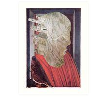 Renaissance Man. Art Print