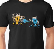 Mortal Enemies Unisex T-Shirt