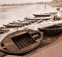 Ganges by Charlie Hanley