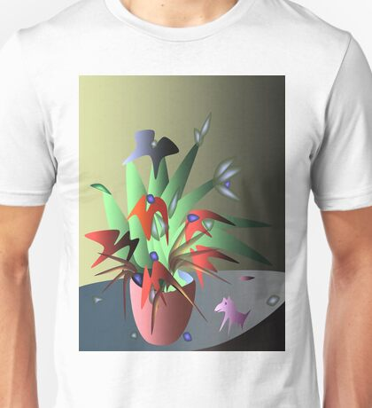 Magic flowers Unisex T-Shirt