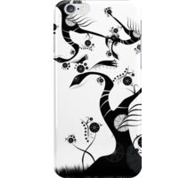 Strange tree 05 iPhone Case/Skin