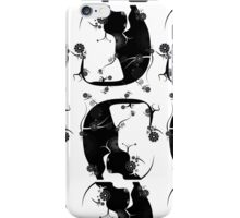 Strange tree 06 iPhone Case/Skin
