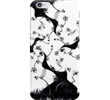 Strange tree 07 iPhone Case/Skin