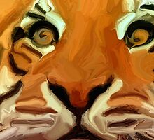 Tiger by ChrisButler