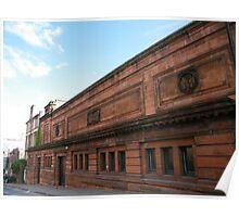 McLellan Galleries, Glasgow, Scotland Poster