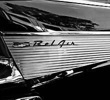 1957 Chevy BelAir. by philw