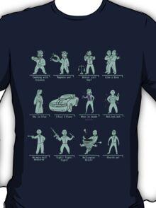 Breaking Bad Perks (extended) T-Shirt