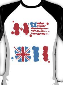 Flag Set T-Shirt