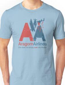 Aragorn Airlines Unisex T-Shirt