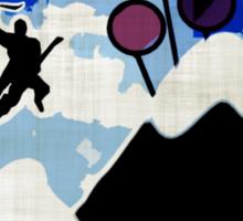 Switzerland Quidditch Sticker
