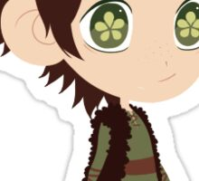 httyd 1 hiccup Sticker