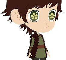 httyd 1 hiccup by toastilish