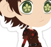 rtte hiccup Sticker
