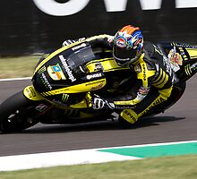 Colin Edwards in Mugello 2011 by corsefoto