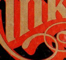 Kinks - Muswell Hillbillies Sticker