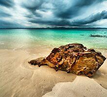 Kapas Island - Malaysia by geirkristiansen