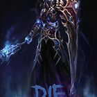 FROZEN THRONE RAZOR Lightning Revenant by mhmttunceroglu