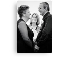 The Vows Canvas Print
