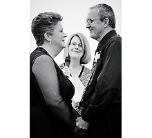 The Vows Photographic Print