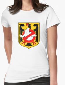 GB: Germany Womens Fitted T-Shirt