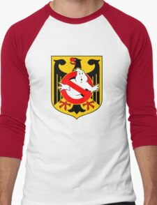 GB: Deutschland Men's Baseball ¾ T-Shirt