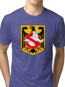 GB: Deutschland Tri-blend T-Shirt