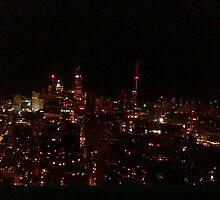 Big lights, big dreams by MarianBendeth