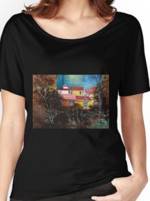 A window to the sky Women's Relaxed Fit T-Shirt
