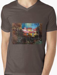 A window to the sky Mens V-Neck T-Shirt