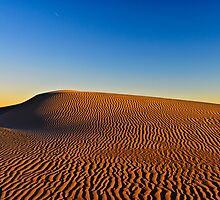 Patterns In The Sand by Leah Kennedy