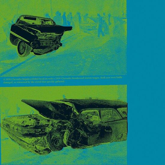 Car Crash III by PrinceRobbie
