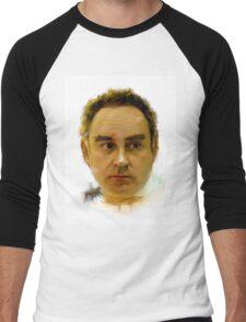 Ferran Adriå Men's Baseball ¾ T-Shirt