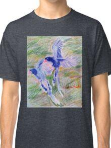 Blue Magpies Classic T-Shirt