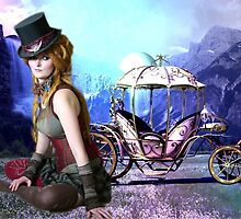 AWAITING THE FAIRYTALE ENDING by Tammera