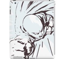 Saitama Cartoon iPad Case/Skin