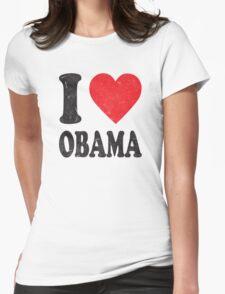 I Love Obama Retro Shirt T-Shirt