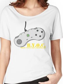 Bring Your Own Controller Women's Relaxed Fit T-Shirt