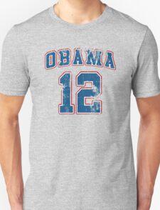 Retro Obama 2012 Shirt Unisex T-Shirt