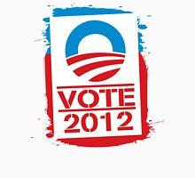 Vote Obama 2012 T Shirt Unisex T-Shirt