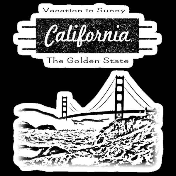 California Vacation II by Megan Noble
