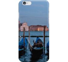 Dusk On The Adriatic iPhone Case/Skin