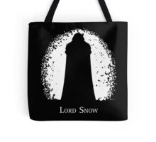 Lord Snow Tote Bag