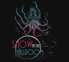 Octopus Tee for the band Show at the Ballroom by iKalDesign