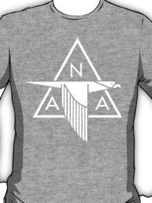 North American Aviation Logo (White) T-Shirt