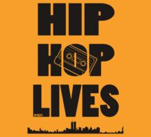 Hip Hop Lives by 2101Productions