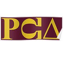 PCU PC Principal Poster