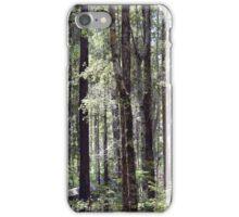 Bushland trees iPhone Case/Skin